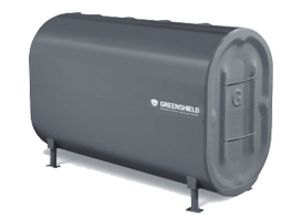Install A Granby Standard Steel Tank, All Lines, Piping, Fill, Vent, Gauge,  Alarm Whistle, And Concrete Pads (if Applicable). Cut, Clean, Remove And  Dispose ...